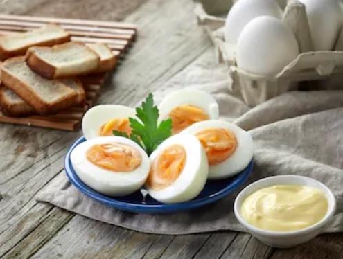 Obložené vejce, ruské vejce