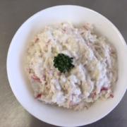 salát krabí